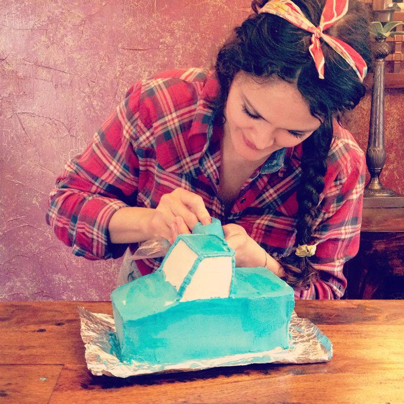 IcingThe Cake